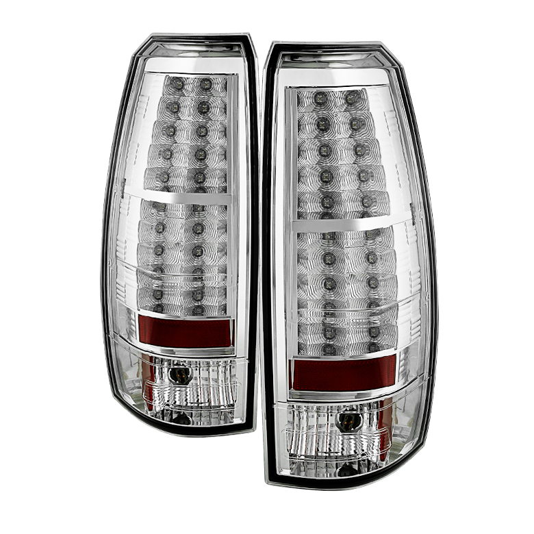 Spyder Auto Chevy Avalanche 07-12 LED Tail Lights - Chrome at Sears.com