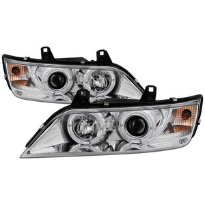 Spyder Auto Bmw Z3 96 02 Projector Headlights Led Halo