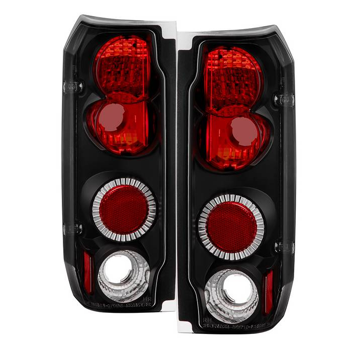 2016 F150 Tail Lights >> Spyder Auto | Ford F150 87-96 / Ford Bronco 88-96 Euro ...
