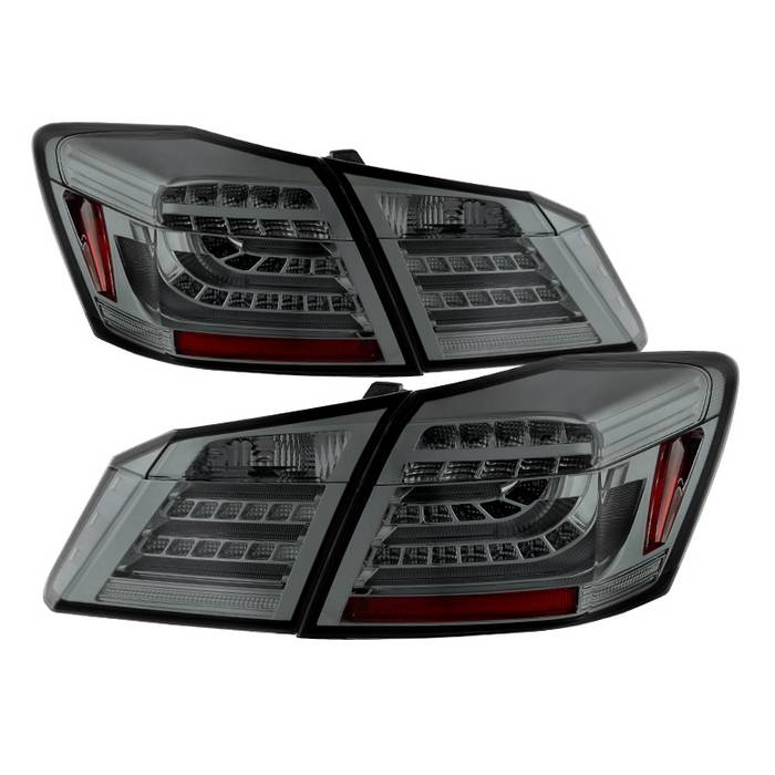 tail lights installation spyder smoked drive accord honda forums. Black Bedroom Furniture Sets. Home Design Ideas