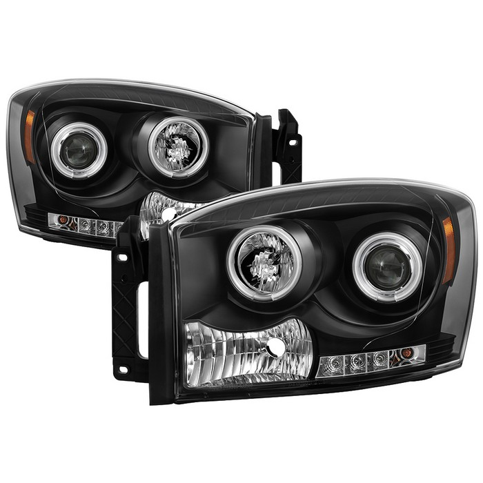 Spyder Auto Dodge Ram 1500 06 08 Ram 2500 3500 06 09