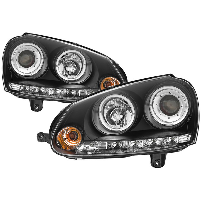 Spyder auto volkswagen gti 06 09 jetta 06 09 rabbit 06 09 spyder auto volkswagen gti 06 09 jetta 06 09 rabbit 06 09 projector headlights does not fit the r32 halogen model only not compatible with swarovskicordoba Images