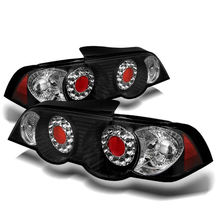 Products Spyder Auto - 2002 acura rsx type s headlights